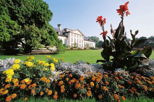 2 Jardins près de l'Hotel 4 étoiles Regent Contades à Strabourg Centre