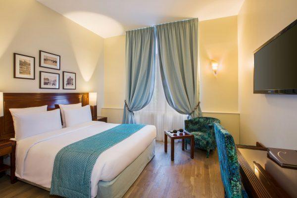 Chambre Classique Double de l'Hotel 4 étoiles Regent Contades à Strabourg Centre
