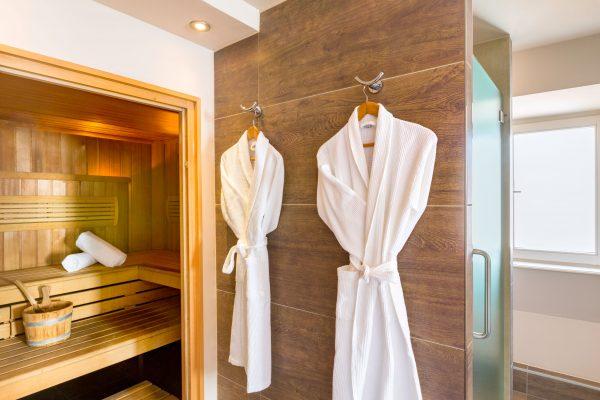 Espace Bien Être de l'Hotel 4 étoiles Regent Contades à Strabourg Centre