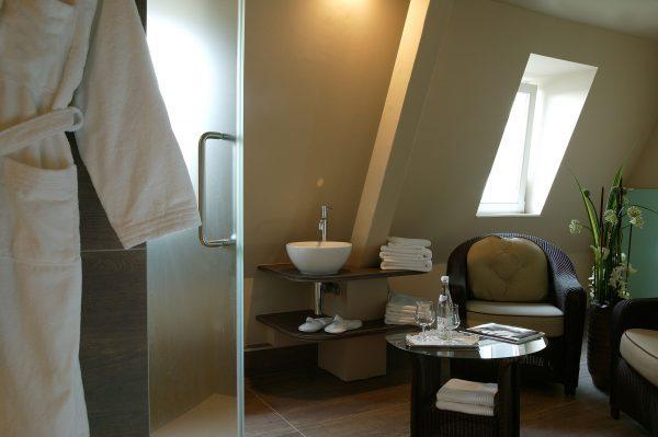 Wellness area - Hôtel Régent Contades